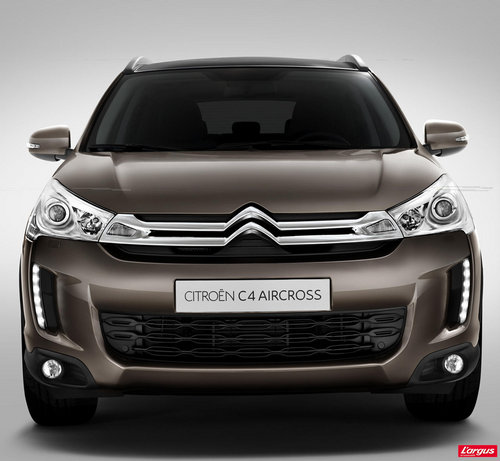 citro n c4 aircross peugeot 4008 de nouvelles dimensions auto mondial 2010. Black Bedroom Furniture Sets. Home Design Ideas