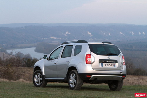essai du dacia duster dci 90 4x4 l 39 argus. Black Bedroom Furniture Sets. Home Design Ideas