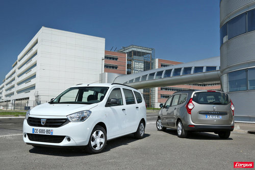 Dacia Lodgy Quel Dacia Lodgy choisir ?