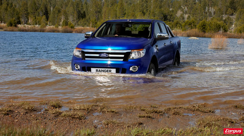 Ford Ranger 4x4 Joindre l'utile � l'agr�able