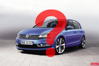Volkswagen Golf VII : plus grande mais plus l�g�re