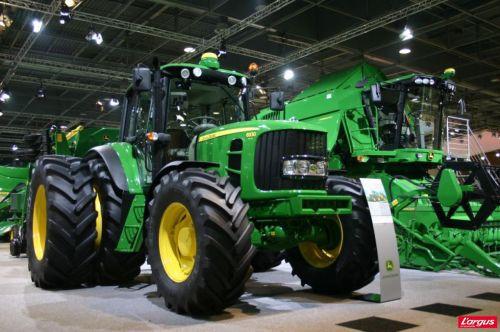 J 5 pour le sima l 39 argus for Salon de la machine agricole