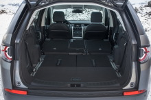 dans l 39 habitacle du discovery sport l 39 argus. Black Bedroom Furniture Sets. Home Design Ideas