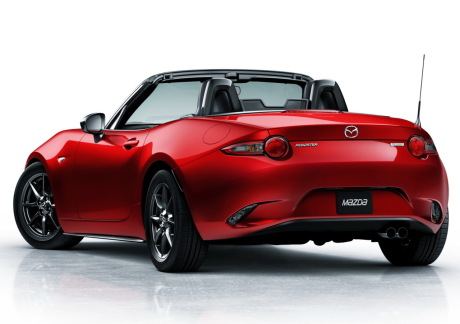 nouvelle mx 5 iv 2015 mazda r v le sa nouvelle miata l 39 argus. Black Bedroom Furniture Sets. Home Design Ideas