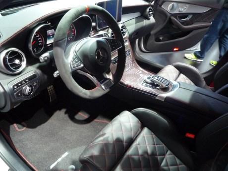 mondial auto 2014 d couvrez les nouvelles mercedes amg c63 et c63 s l 39 argus. Black Bedroom Furniture Sets. Home Design Ideas