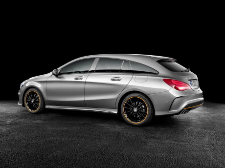Mercedes cla shooting brake prix