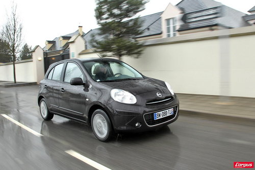 Nissan Route 22 >> La Micra 1.2 DIG-S Lolita Lempicka à l'essai - L'argus