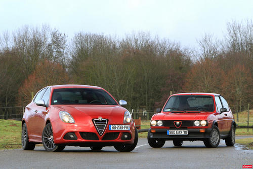 Alfasud, Alfa Giulietta, un virus indestructible