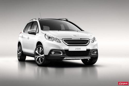Peugeot 2008 - Vidéo du nouveau crossover et photos ...