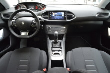 essai peugeot 308 enfin une bonne bo te automatique en essence l 39 argus. Black Bedroom Furniture Sets. Home Design Ideas