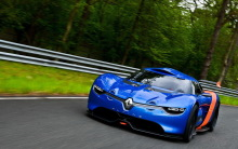 Le concept car Alpine A 110-50