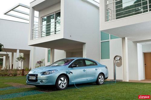 Renault Fluence ZE Le courant passe !