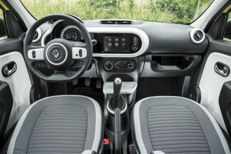 Citroën C1 II VS Renault Twingo III (2014) - L\'argus