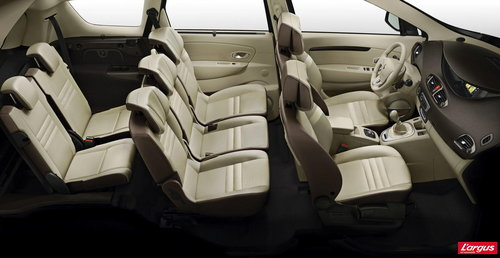 renault scenic et grand scenic 2012 un restylage pour garder le sourire l 39 argus. Black Bedroom Furniture Sets. Home Design Ideas