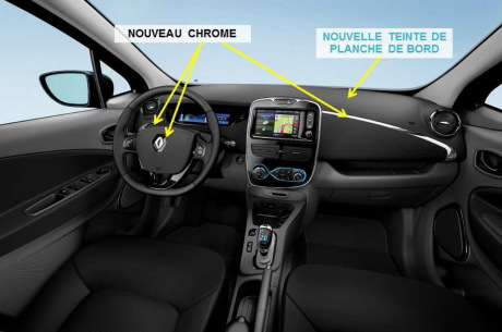 prix renault zoe 2014 les tarifs augmentent de 410 l 39 argus. Black Bedroom Furniture Sets. Home Design Ideas