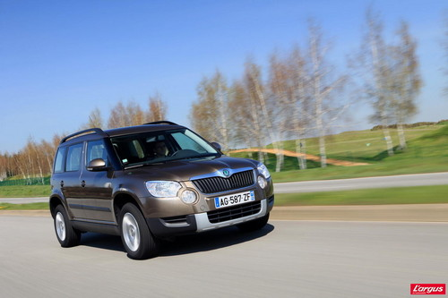 essai du skoda yeti 2 0 tdi 140 4x4 dsg l 39 argus. Black Bedroom Furniture Sets. Home Design Ideas