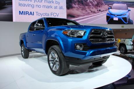 Toyota Tacoma 2015 Un Pick Up Pour Les Etats Unis L