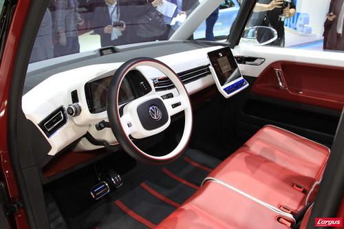 volkswagen bulli le nouveau combi salon de gen ve 2011. Black Bedroom Furniture Sets. Home Design Ideas