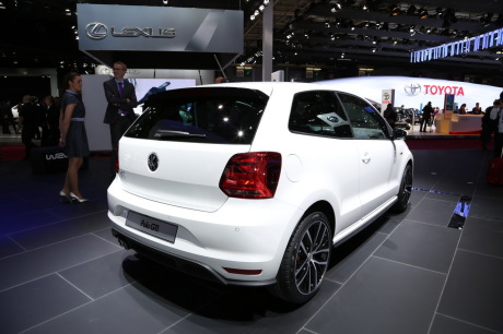 la nouvelle volkswagen polo gti revendique 192 ch l 39 argus. Black Bedroom Furniture Sets. Home Design Ideas