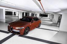 fiche technique alfa romeo giulia quadrifoglio bva8 l 39 argus. Black Bedroom Furniture Sets. Home Design Ideas