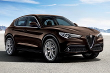 alfa romeo stelvio 2017 nouveaux 2 2 diesel 150 et 2 2 diesel 180 q4 l 39 argus. Black Bedroom Furniture Sets. Home Design Ideas
