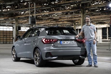 Audi A Sportback Our Impressions Aboard The New A TECH - Audi a1 2018