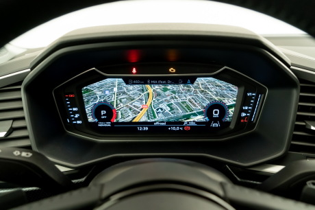 Virtual cockpit Audi A1 Sportback 2019