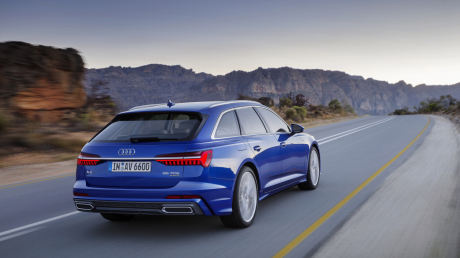 Audi A6 Avant 2018 Our Opinion On The New A6 Estate Vidéo