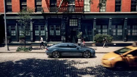 Audi ouvre les commandes de l'A7 Sportback