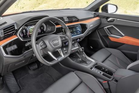 Prix Audi Q3 Le Nouveau Suv Compact A Partir De 33 670 L Argus