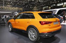 audi q3 vs bmw x1 le match en images l 39 argus. Black Bedroom Furniture Sets. Home Design Ideas