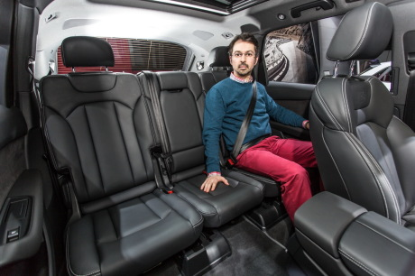 Audi Q7 (2015) : bienvenue à bord ! - L\'argus
