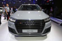 audi SQ7 vue de face