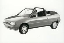 Citroen AX Cabriolet EBS