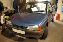 Citroen AX Cabriolet Senlac