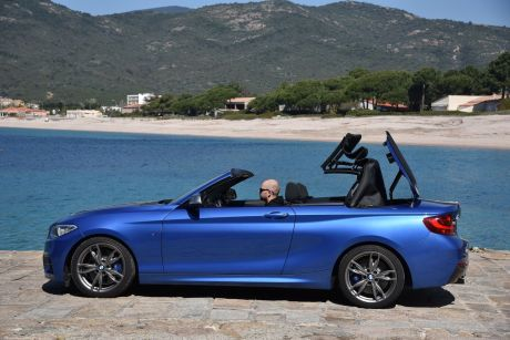 essai bmw s rie 2 cabriolet le test de la m235i l 39 argus. Black Bedroom Furniture Sets. Home Design Ideas