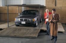 BMW 750iL James Bond