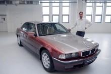 BMW 750iL Lagerfeld