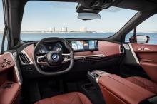 BMW ix 2021 Innenraum