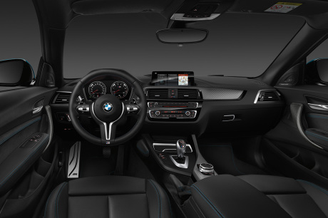 bmw m2 2017 prix photos et infos sur la nouvelle m2 restyl e l 39 argus. Black Bedroom Furniture Sets. Home Design Ideas