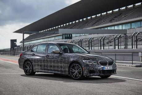 BMW M340i xDrive Test (2018)