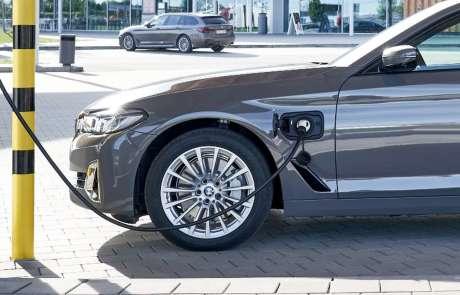 BMW 5er Sperma