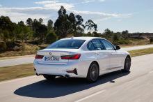 BMW S & # 39; Ã © rie 3 knows back back