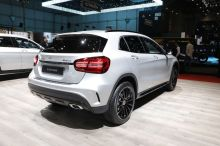 mercedes gla arriere