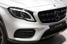 mercedes gla phare