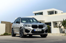 BMW X3 M and X4 M (2019): SUVs release horses
