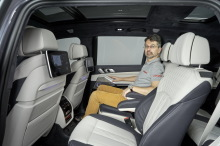 Peachy Bmw X7 2019 Our Impressions Aboard The Big 7 Seat Suv Squirreltailoven Fun Painted Chair Ideas Images Squirreltailovenorg