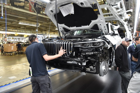 Le X7 bientôt en production — BMW