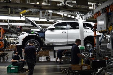 BMW : le X7 bientôt en production !