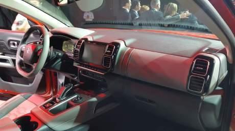 Citroën C5 Aircross planche de bord